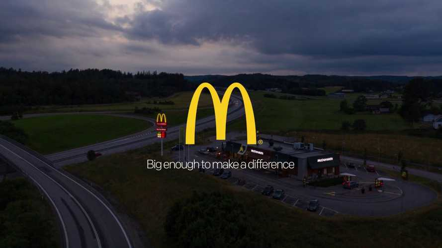 McCharge? Yes, McDonald's Wants To Charge Your EV