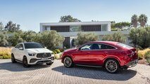 mercedes gle coupe amg 53 debut