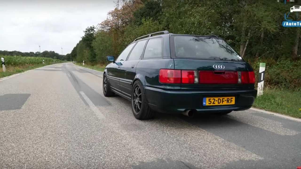 Kelebihan Audi S2 Review