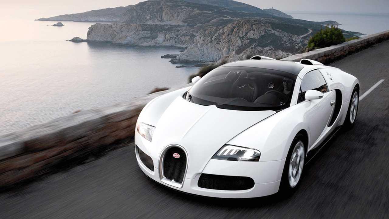 Bugatti Veyron 16.4 (2005)