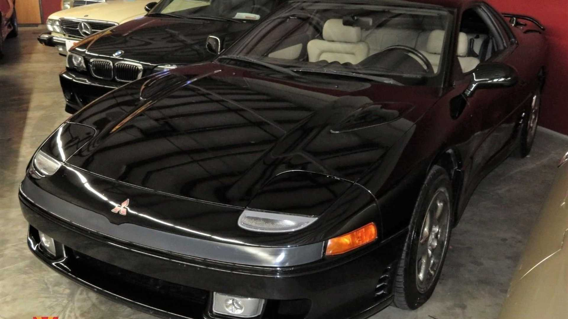 """[""""1991 Mitsubishi 3000GT VR-4 Served With A Side Of Nostalgia""""]"""