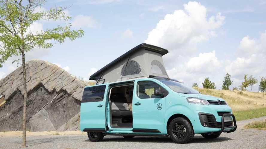 Citroën Pössl Campster Cult mit Musketier-Umbau