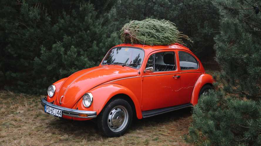 How To Safely Haul Your Christmas Tree Home On Top Of Your Car