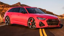 Audi RS 6 Avant 2021 by Auditography