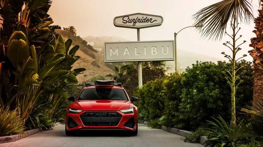 2021 Audi RS6 Avant first drive