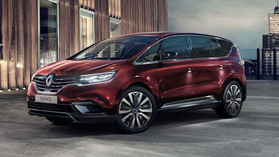 Renault Espace (2020): Gelifteter Crossover-Van ab 42.250 Euro