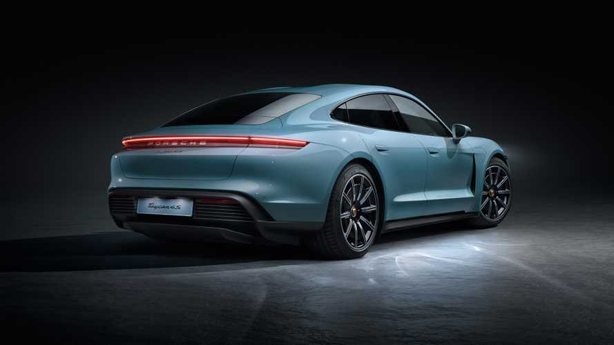 Porsche Taycan 4S 2020: llega la versión de acceso del coche eléctrico