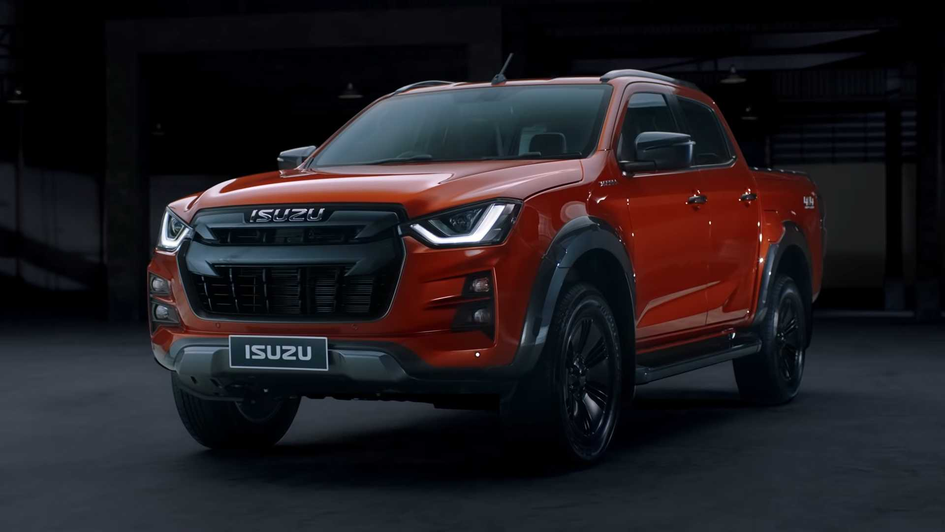 2020 Isuzu D-Max Debuts Its New Truck Bod In Thailand