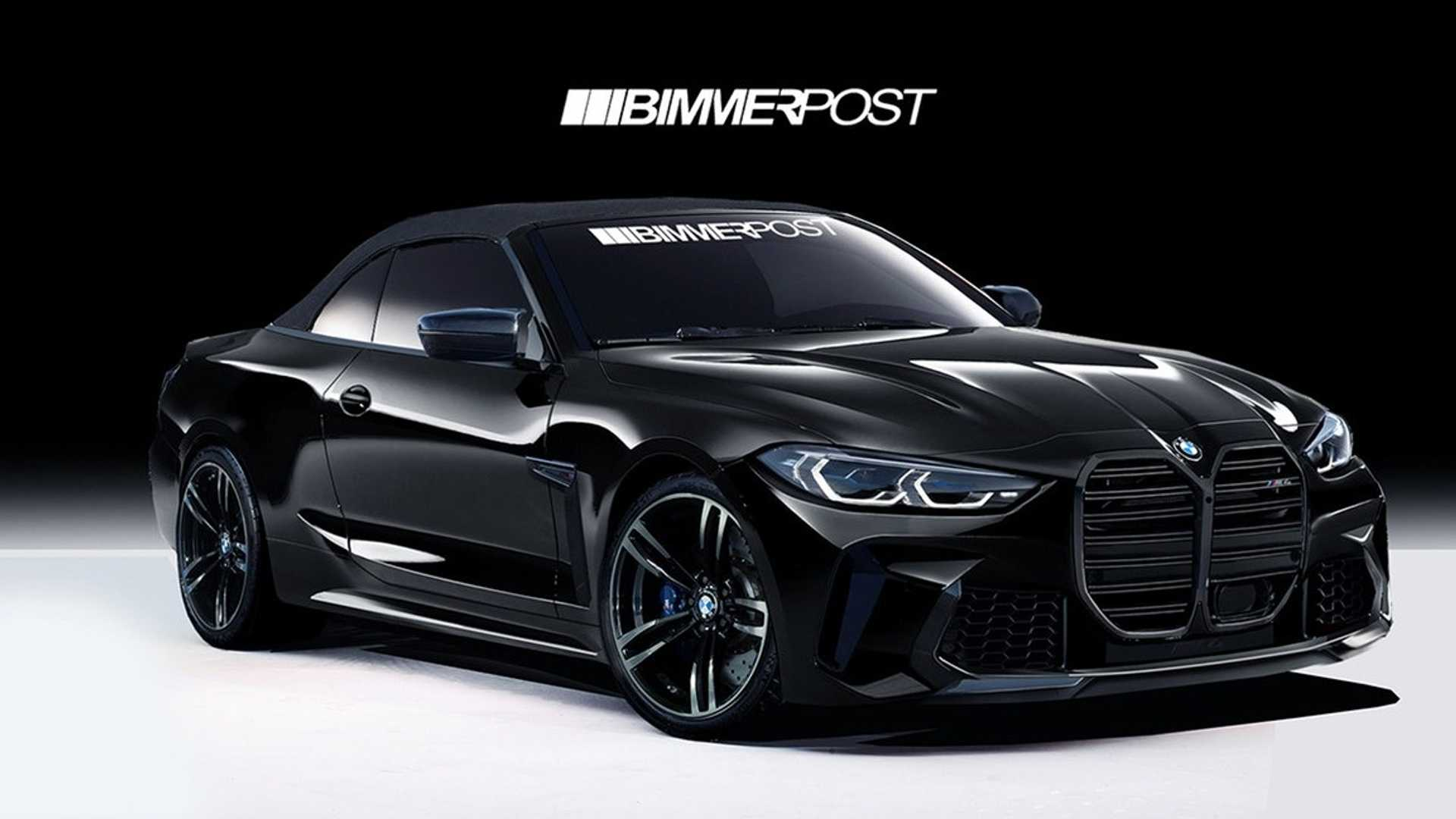 BMW M4 Coupe, Convertible Renderings Preview Life With The ...