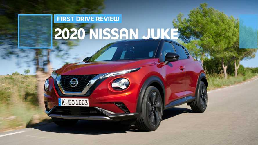 2020 Nissan Juke First Drive: Popular Provacateur