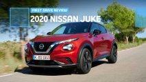 2020 nissan juke first drive
