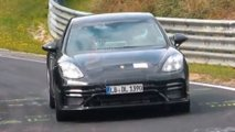 Geheimnisvoller Porsche Panamera