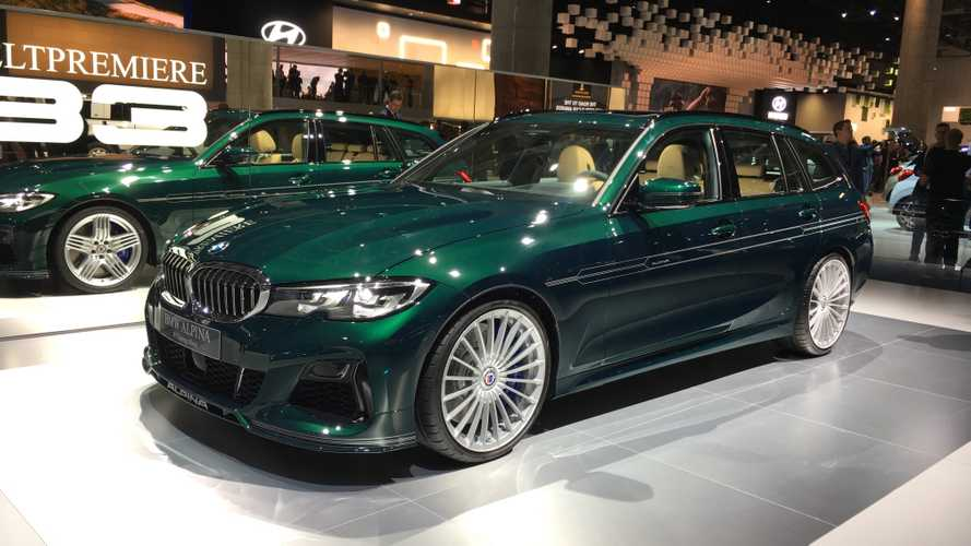 Alpina B3 Touring Debuts As The Ultimate Compact Performance Wagon
