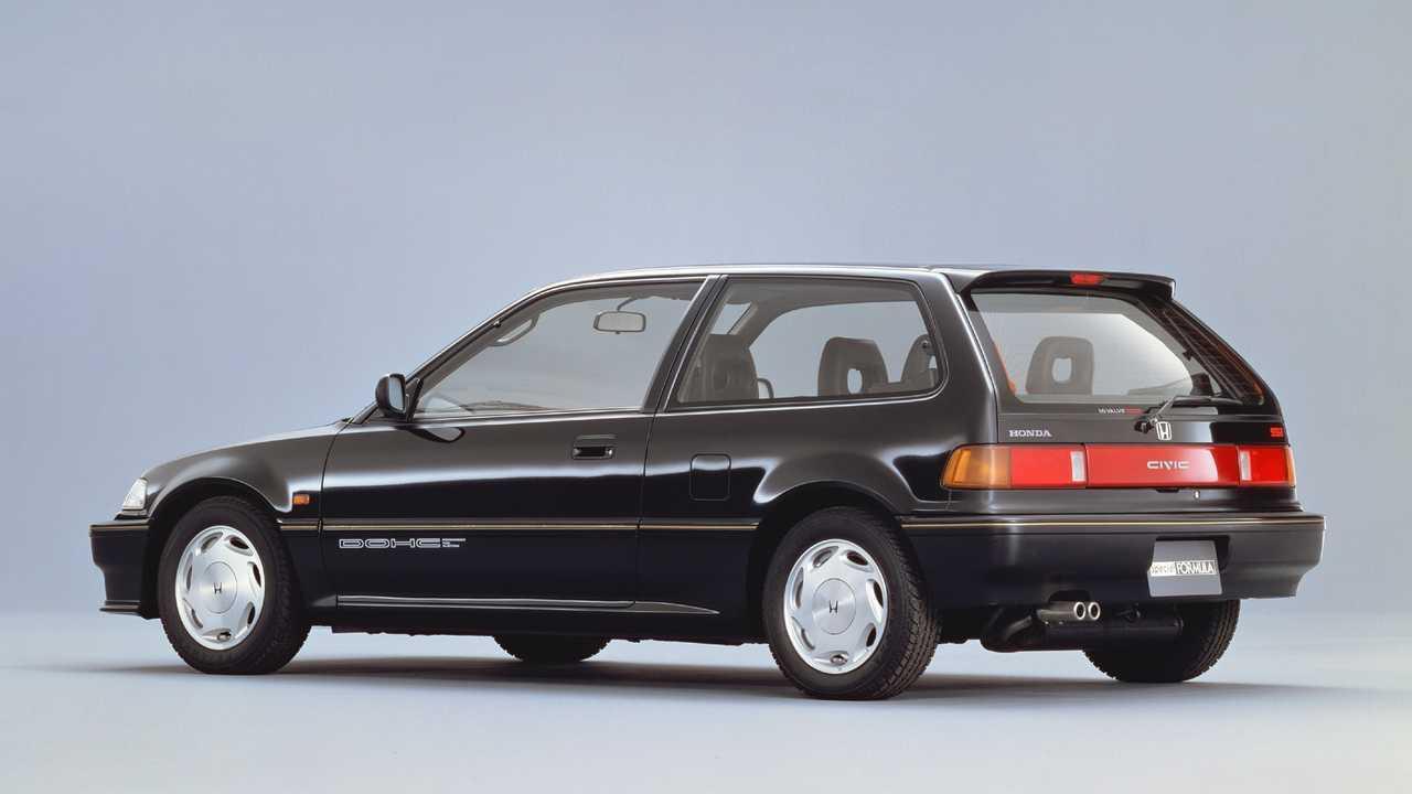 Honda Civic (четвёртое поколение)