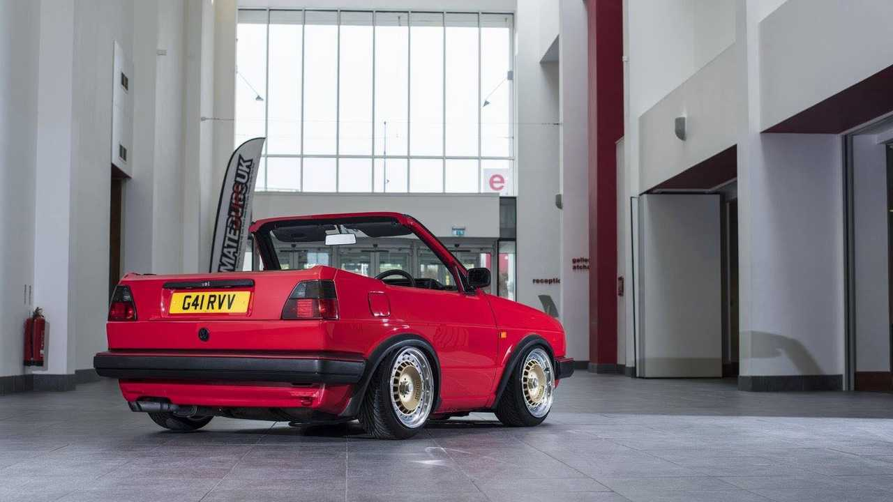 Golf GTI Mk 2 Short Base