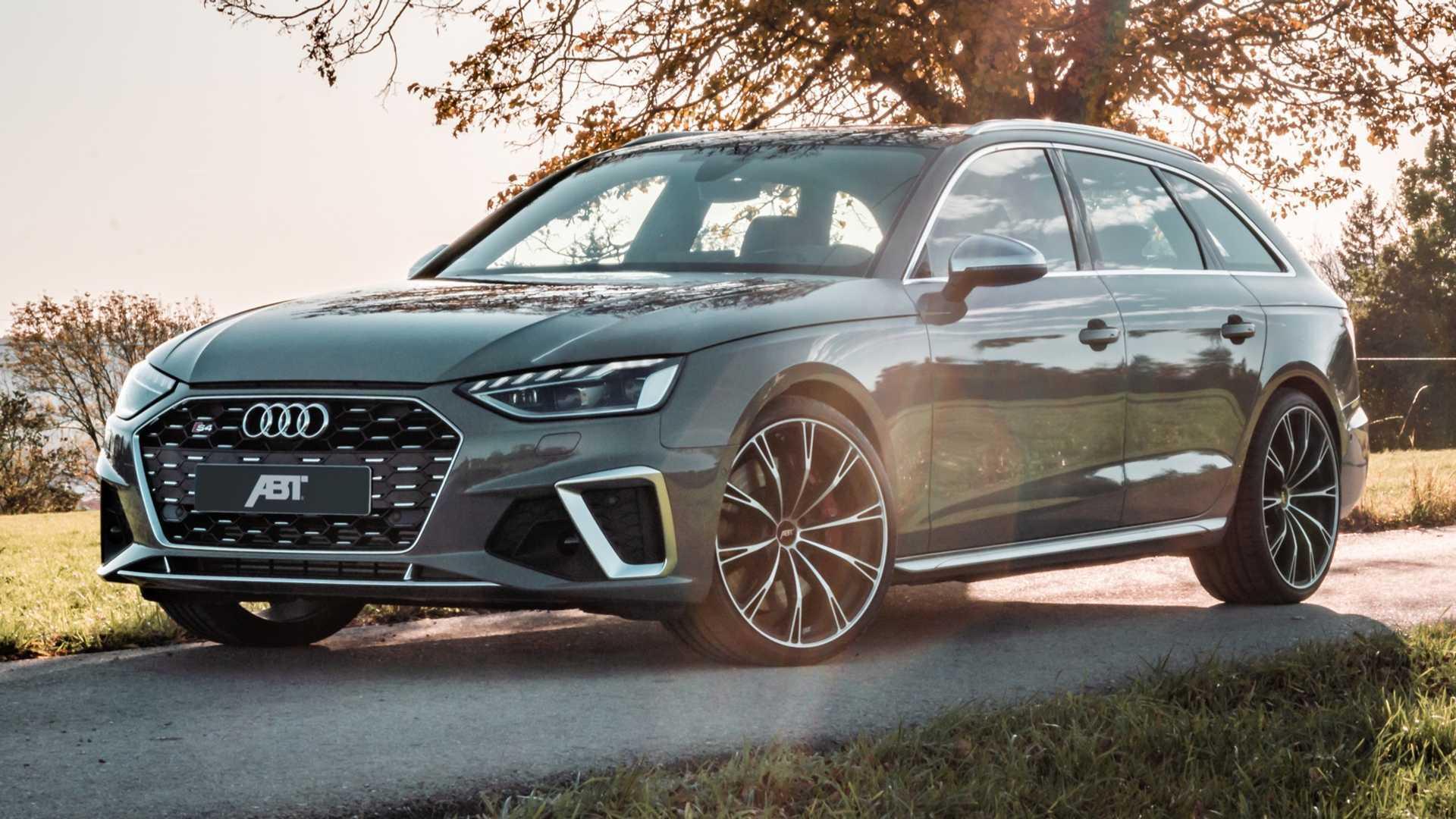 2020 Audi S4 Photos
