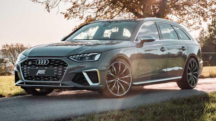 El Audi S4 TDI tampoco se escapa al ingenio de ABT Sportsline