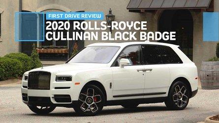 2020 Rolls-Royce Cullinan Black Badge first drive review: Dark horse