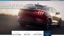 Ford Mustang Mach-E: Geleakte Bilder