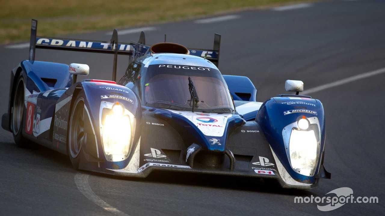 Peugeot Sport 908 Le Mans 2011