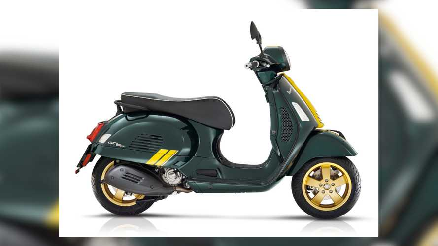 New Vespa Graphics Offer Masterclass In Modern Nostalgia