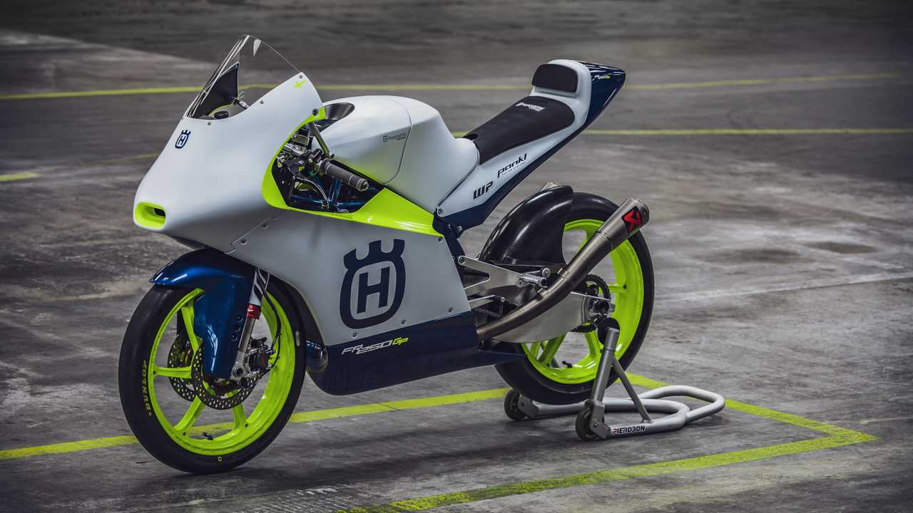 2020 Husqvarna Max Racing Team
