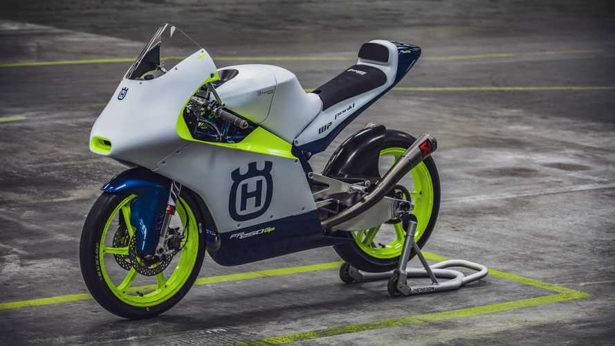 Husqvarna Returns To Moto3, Is Clearly Not OK