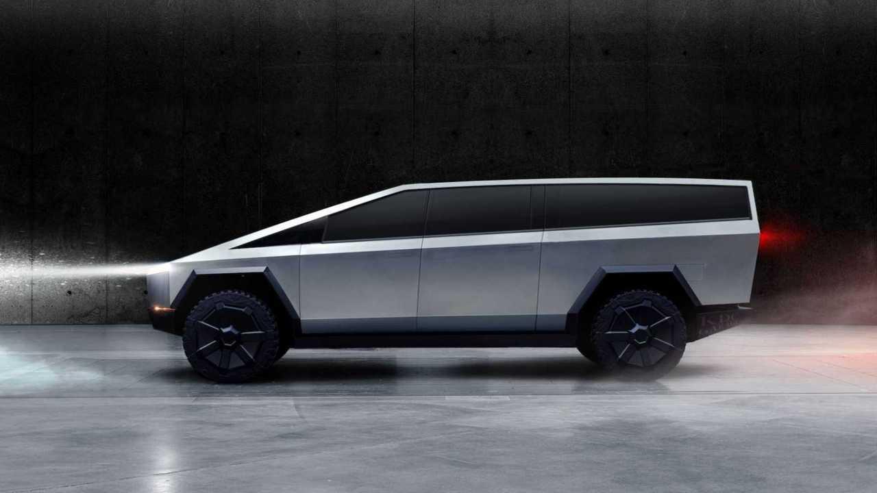 Tesla Cybertruck wagon