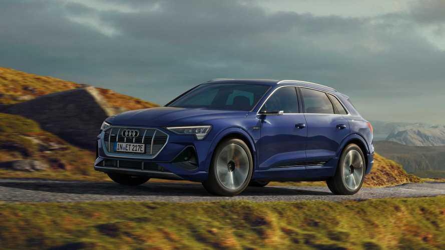 25 km-rel nagyobb hatótávot kap az európai piacra szánt Audi e-tron