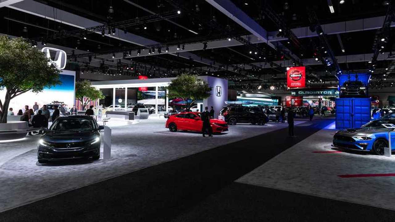 LA Auto Show Cover Photo