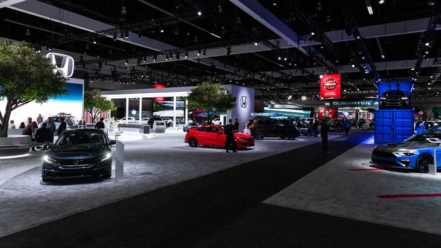 Our 10 Favorite Cars From The LA Auto Show