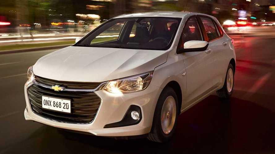 Chevrolet Onix Hatch 2020: GM divulga dimensões e novas fotos