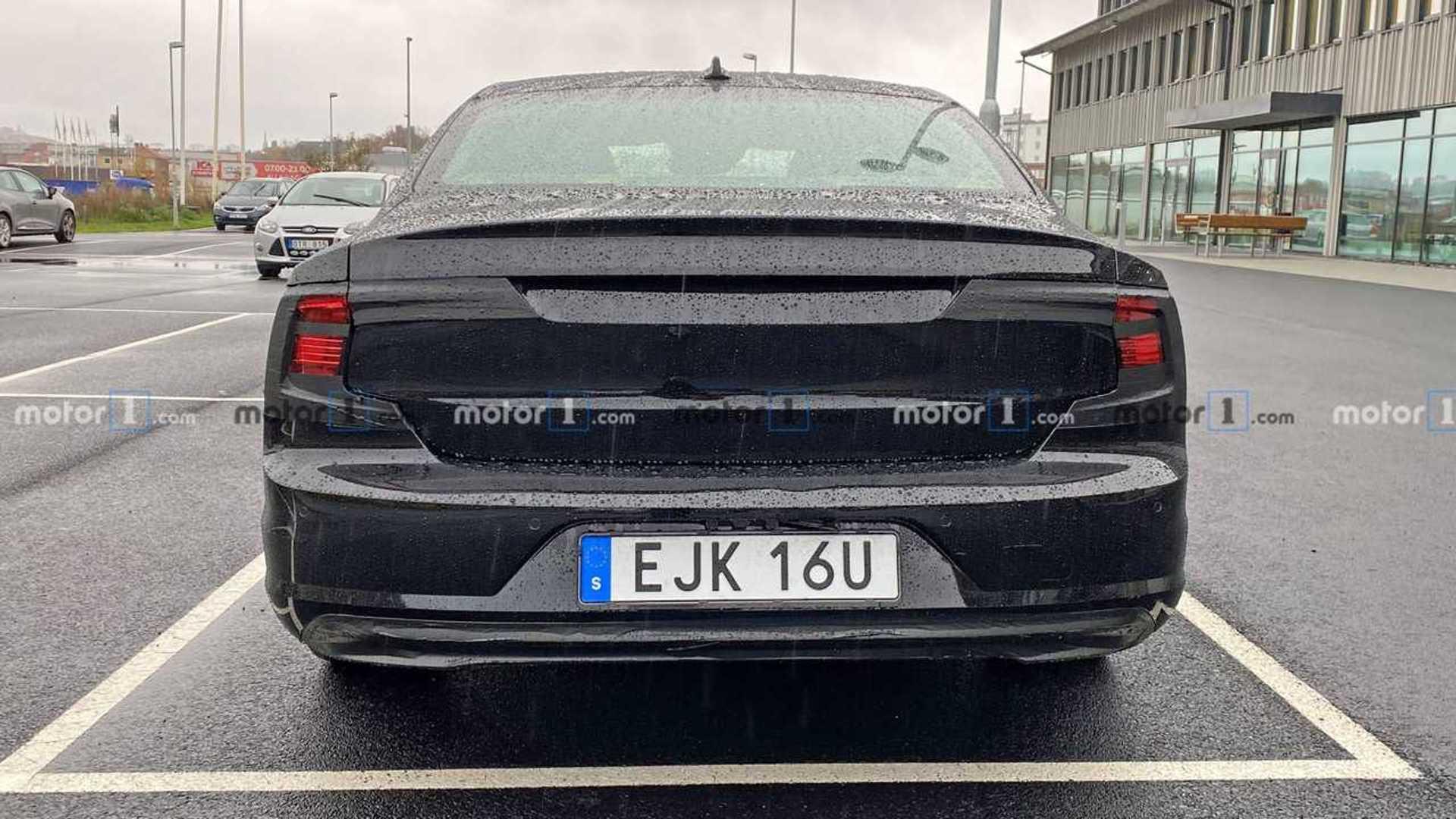 2021 Volvo S90/V90 Facelift 17
