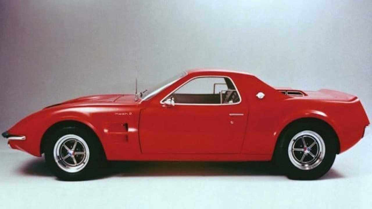 1967 Mustang Mach 2