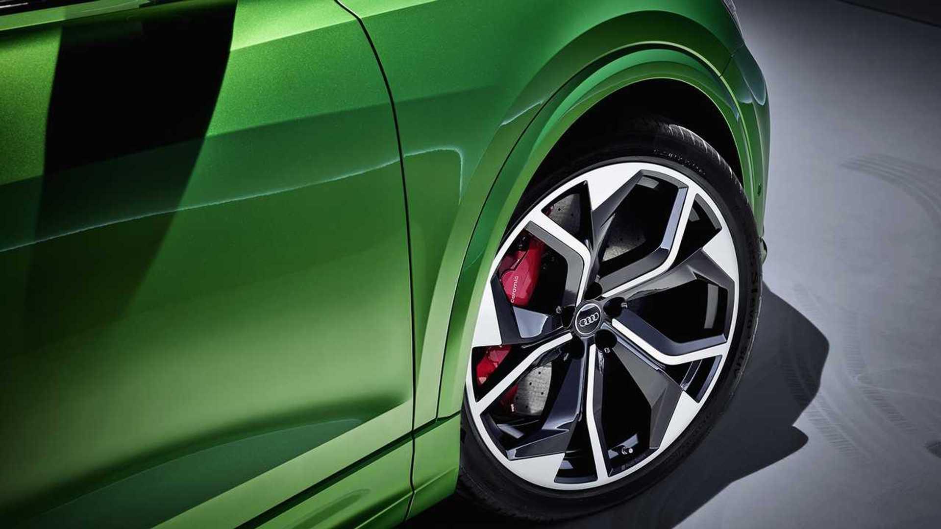 Audi Says Wheels Larger Than 23 Inches 'Make No Sense'