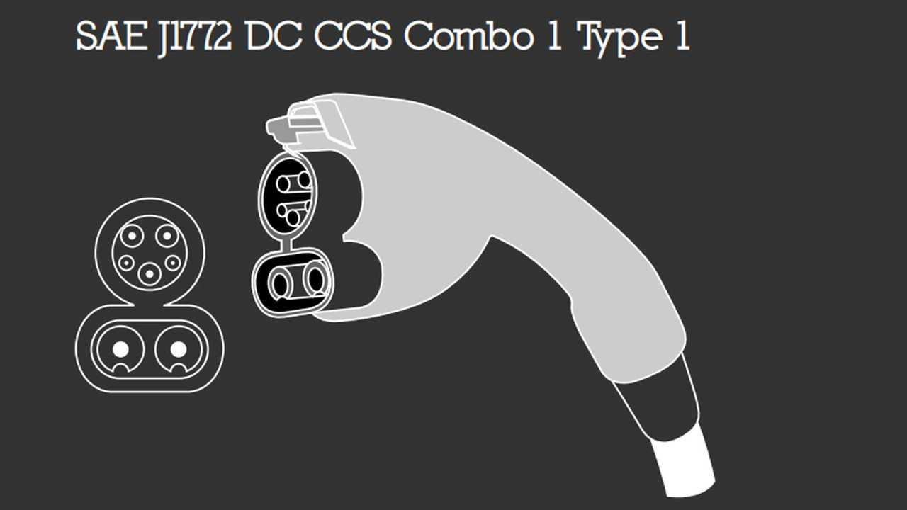 CCS Combo Tipo 1