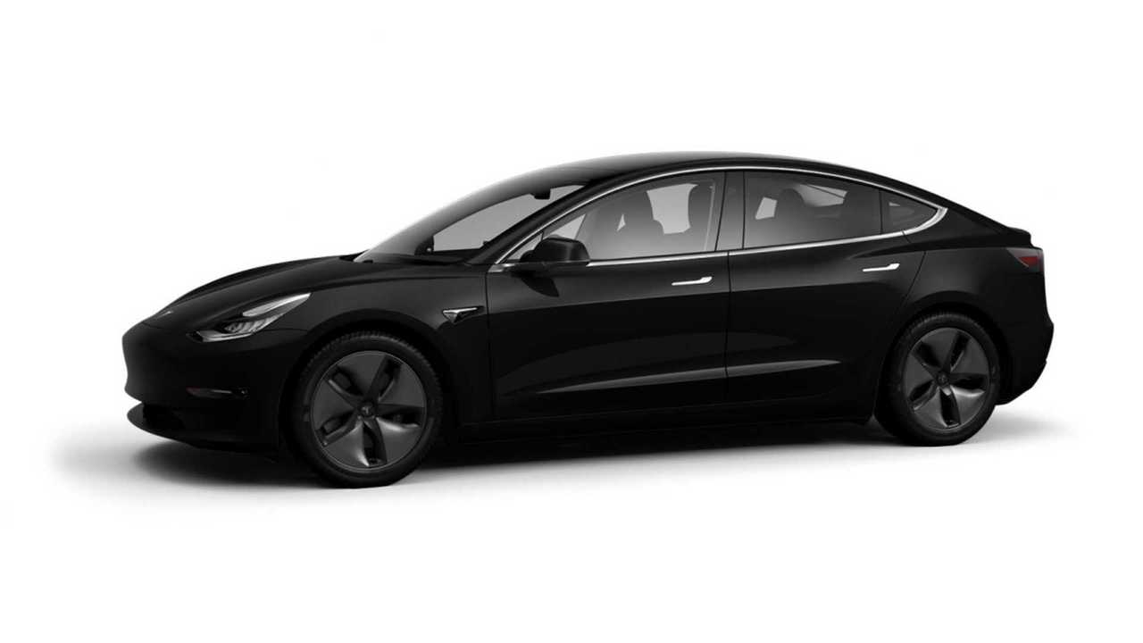 Best EVs - 3rd - Tesla Model 3 Standard Range Plus
