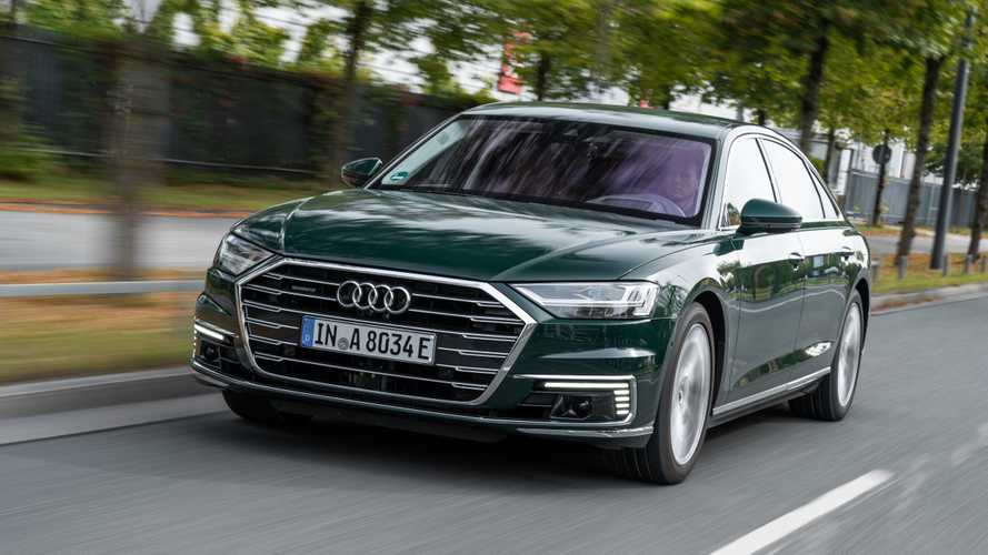 Audi A8 EV Ruled Out, But PHEV Model Will Get More Electric Range