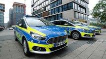 Ford S-Max für Polizei und Bundespolizei