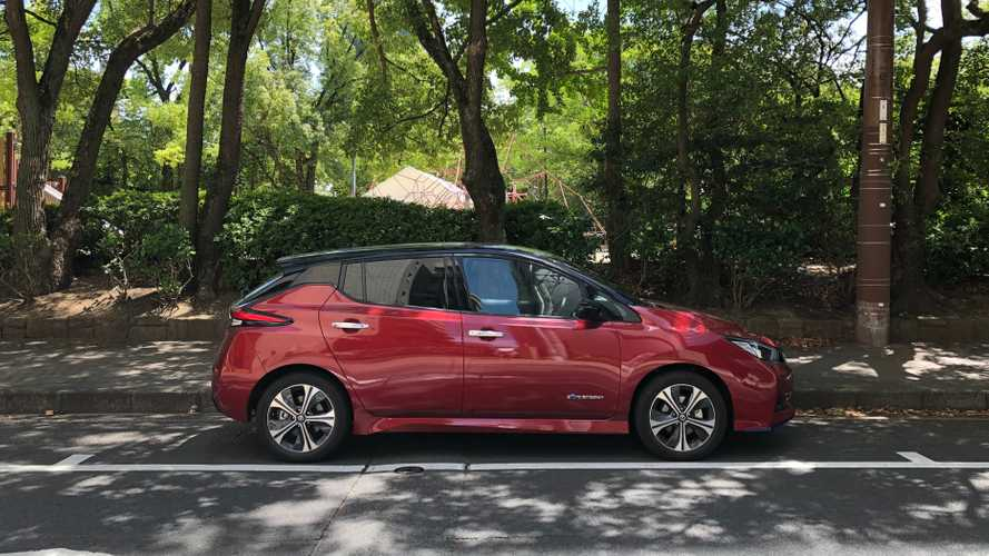 Japan: Over 11,000 Nissan LEAFs Were Sold In 2020