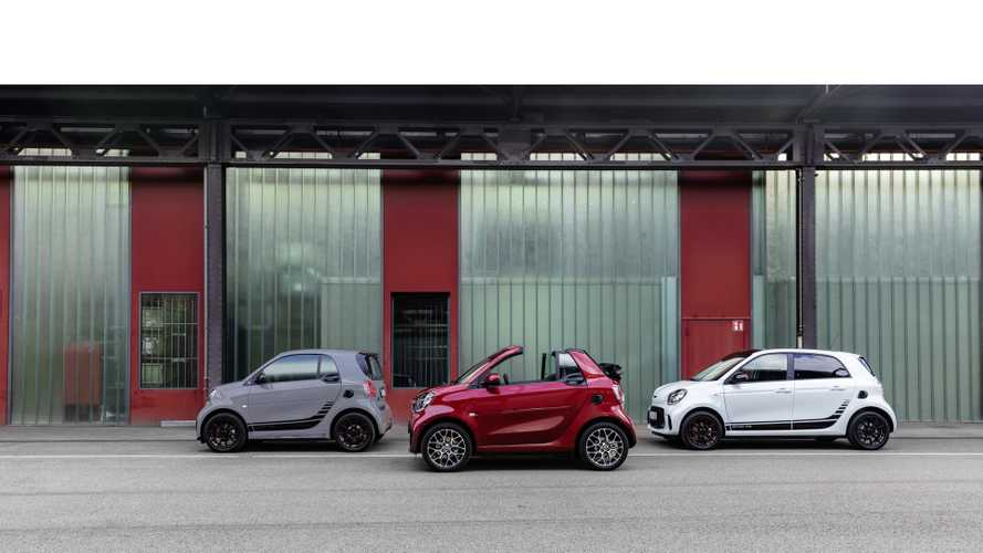 2020 Smart EQ fortwo, EQ forfour