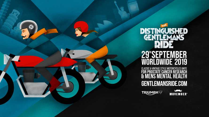 Distinguished Gentleman's Ride 2019 Raises Big Money For Charity