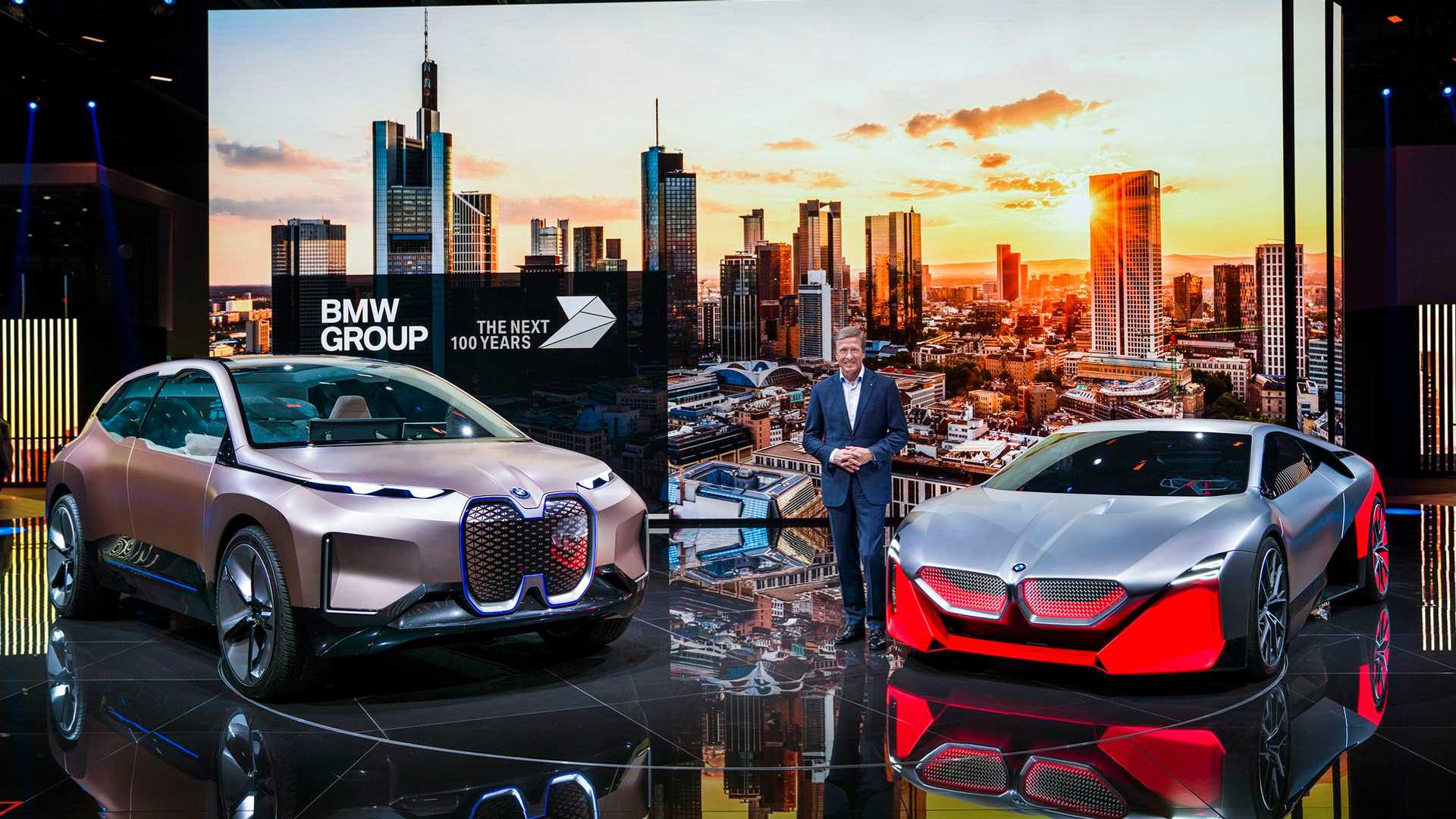 BMW Group To Have One Million EVs & PHEVs On The Roads By 2021