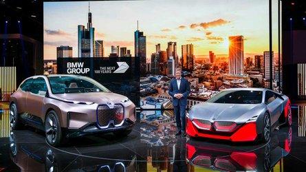 BMW CEO sheds more light on 2025 Neue Klasse line of EVs