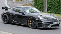 Porsche 718 Cayman GT4 RS Spy Shots