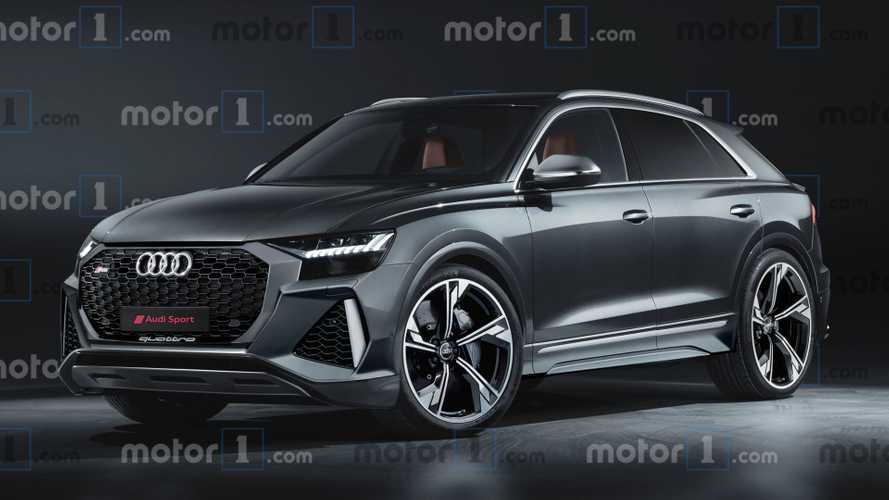 Audi RS Q8 rendering predicts the inevitable