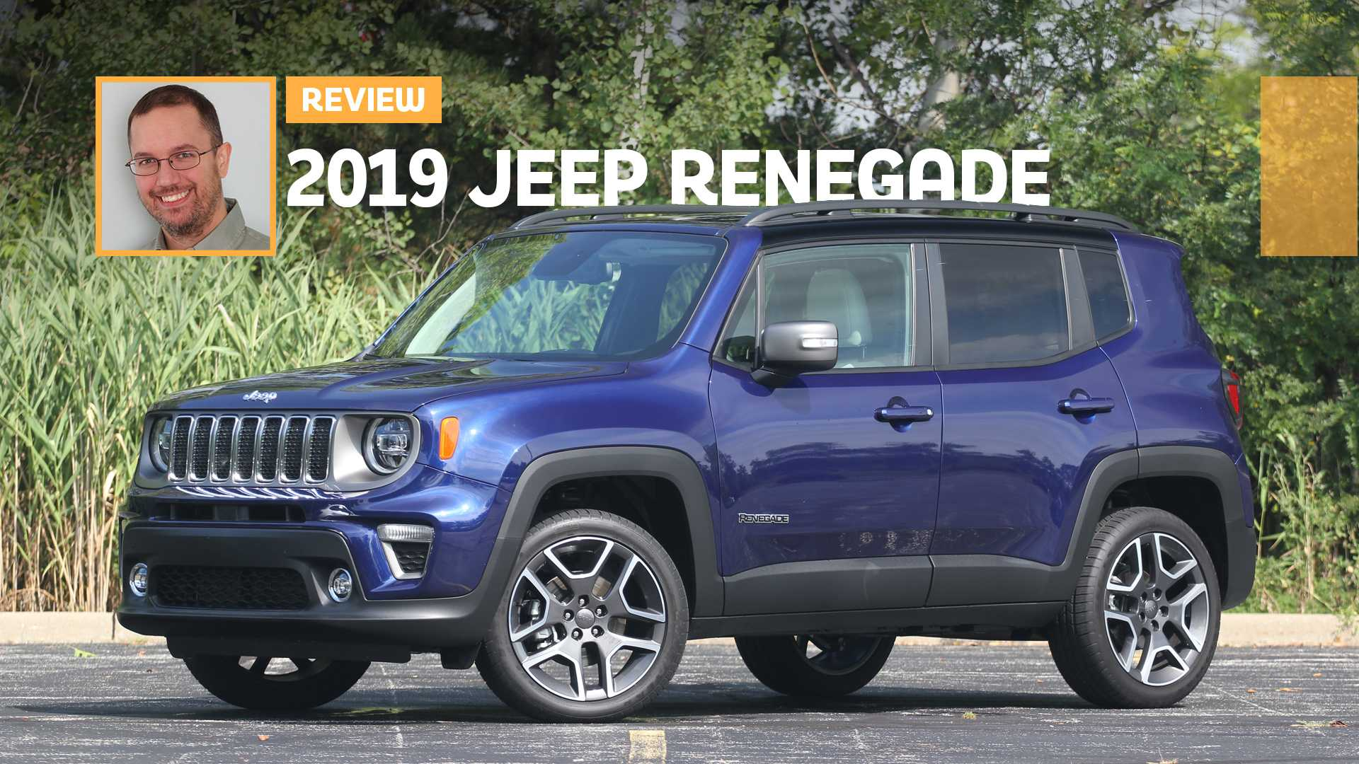 2019 Jeep Renegade Limited 4x4 Review: Baby Grand