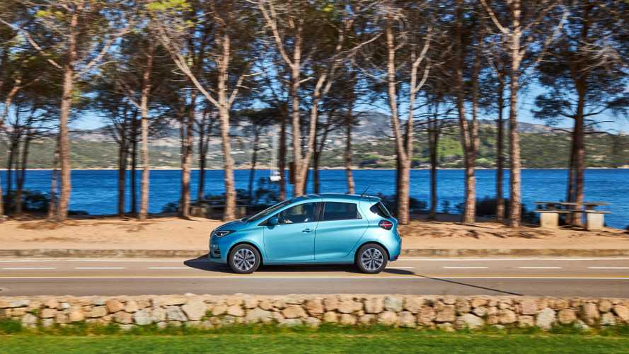 Plug-in EV car sales in Europe up 46% in October 2019