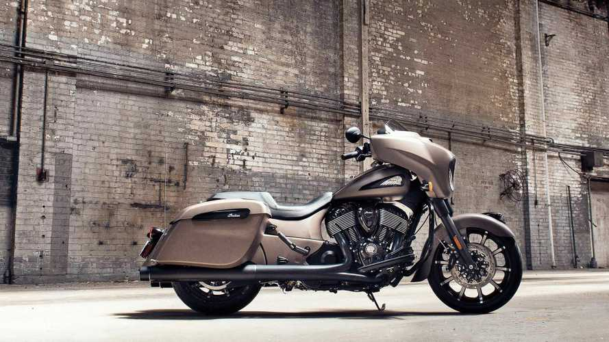 Recall: Indian Chieftain Taillight Could Be Too Bright