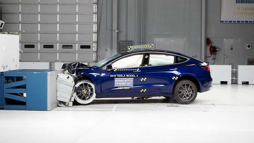 Tesla Model 3 IIHS Top Safety Pick+ Award: In-Depth Details And Videos